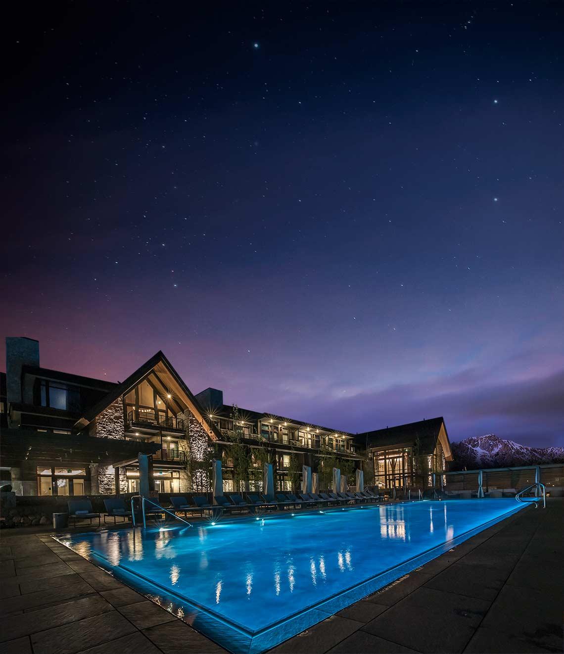 edgewood lodge pool
