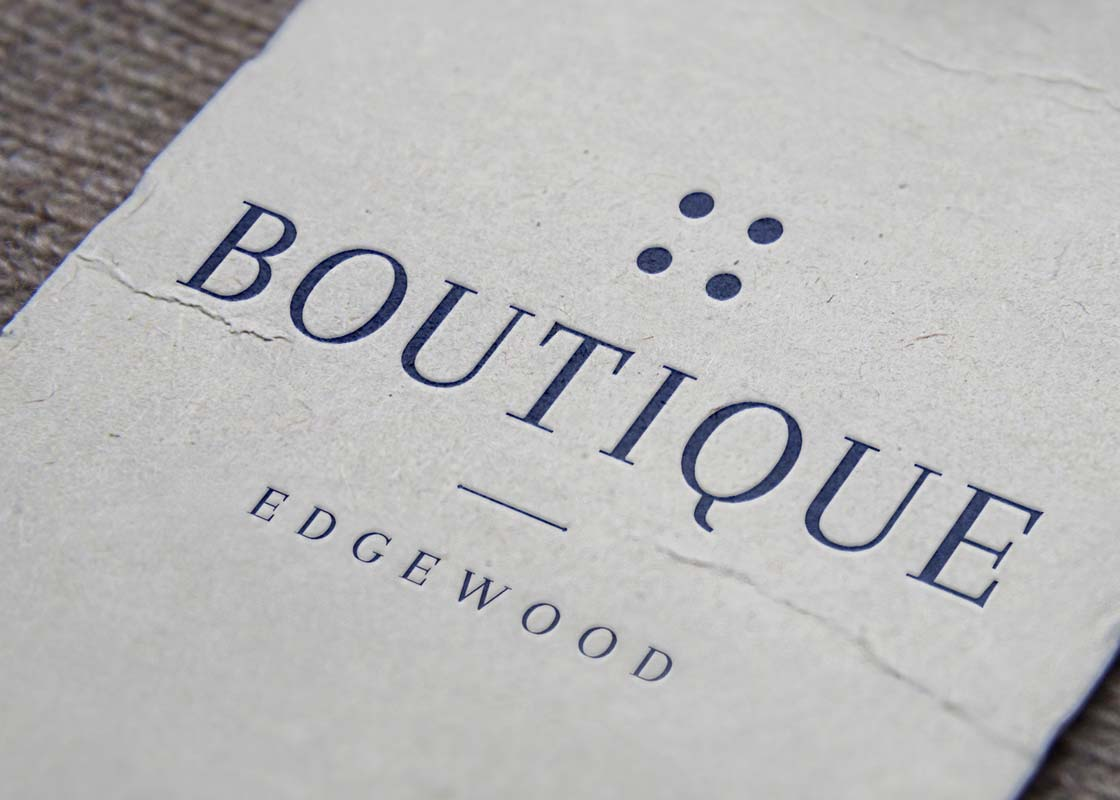 the boutique edgewood label