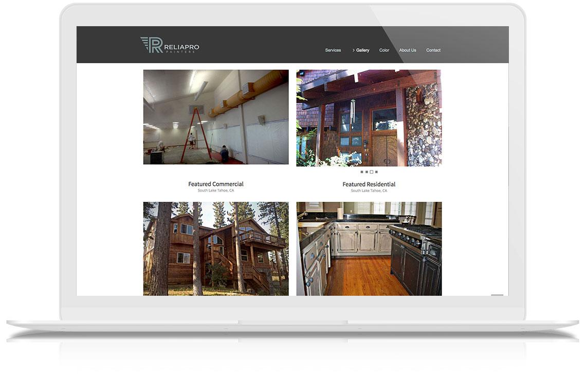 reliapro web gallery